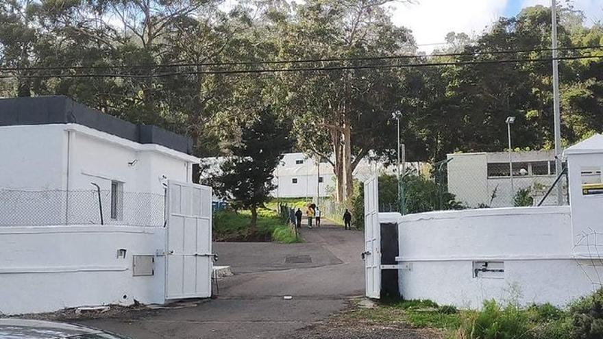Una pelea en un centro de migrantes de Tenerife acaba con diez detenidos