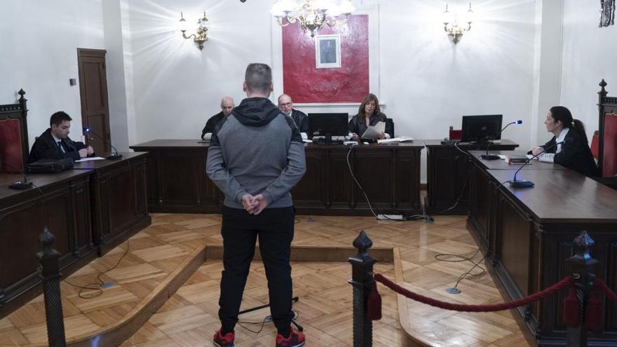 Condenado a tres años de prisión, tras ser interceptado con 50 gramos de heroína y 15 de cocaína