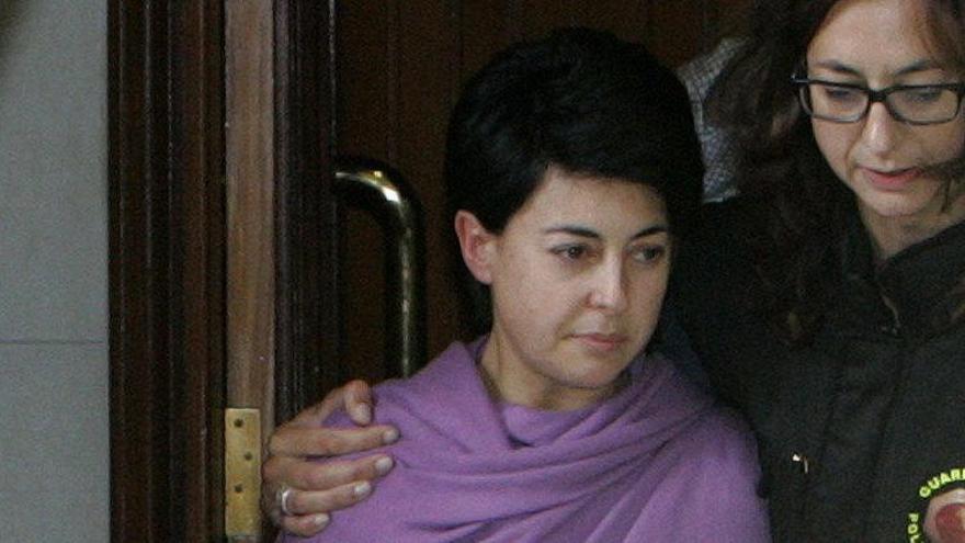 La madre de Asunta se ahorca a los dos meses de que le denegaran un permiso