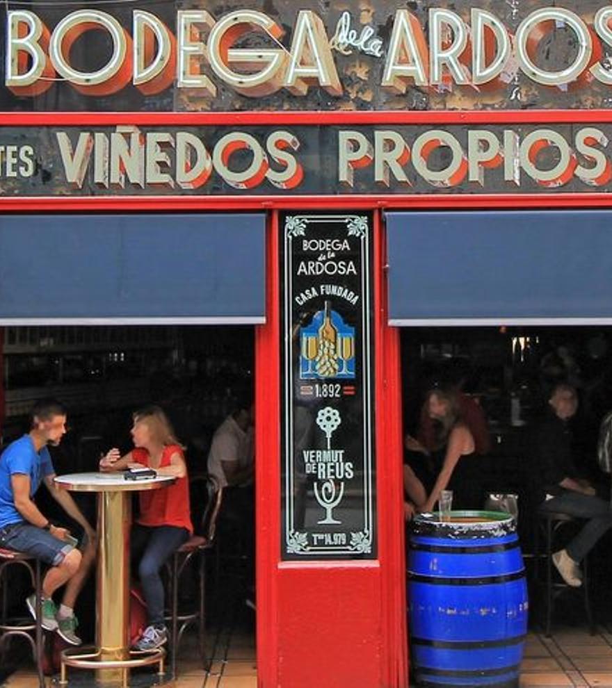 Los 8 sitios favoritos de Sacha para tomar el aperitivo en Madrid