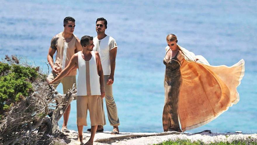 Ibiza se vende como plató de cine
