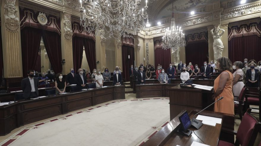 Armengol anuncia que el tranvía que conectará el aeropuerto y Son Espases con Palma se iniciará en 2023