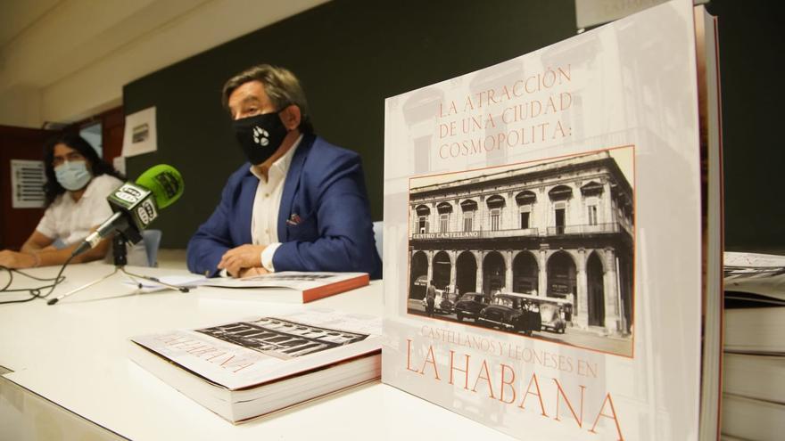 La UNED reúne en un libro la huella de zamoranos en La Habana