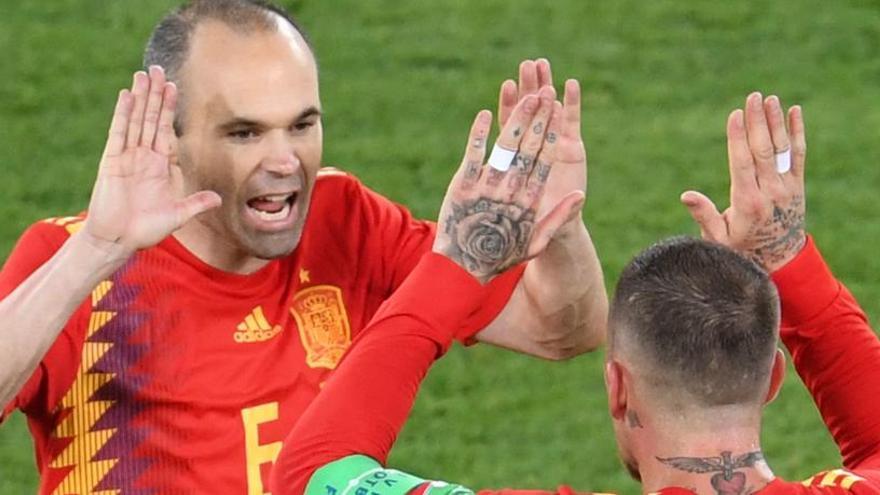 España, premiada en el Mundial por su juego limpio