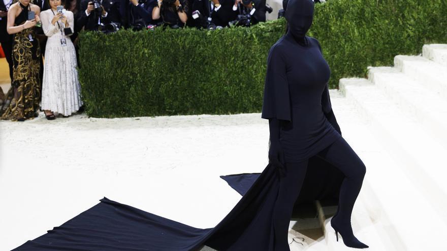 El escandaloso precio que pagó Kim Kardashian por su coleta poni en la Met gala