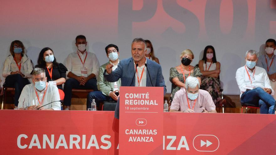 Torres anuncia que quiere volver a liderar el partido para seguir avanzando en la recuperación de Canarias