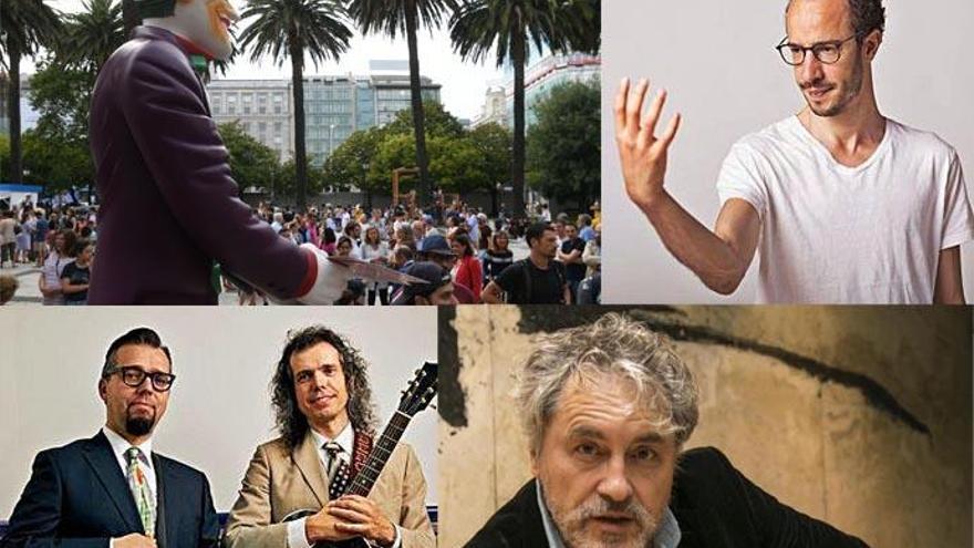 ¿Qué hacer hoy en A Coruña? Agenda del 7 de agosto