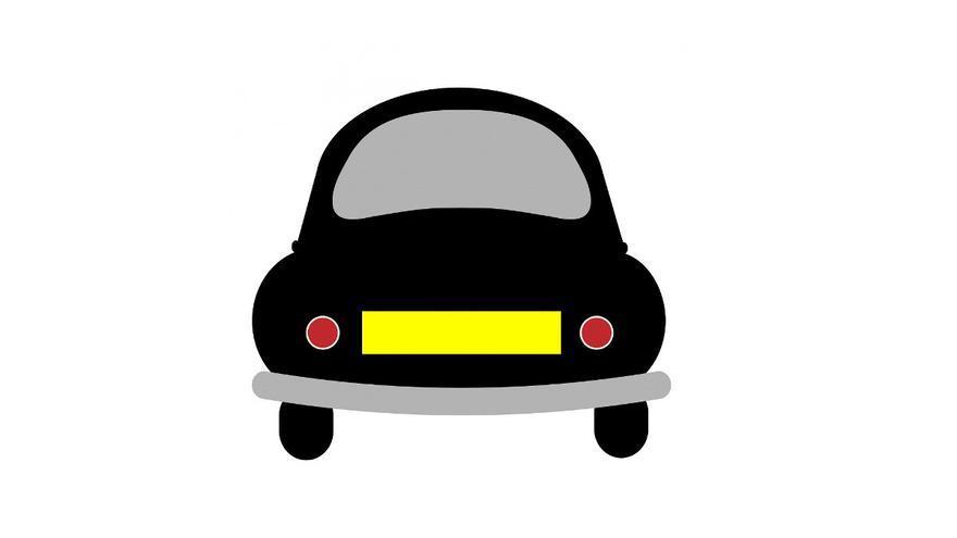 Matrículas amarillas: Qué coches pueden llevarlas en España y para qué se utilizan