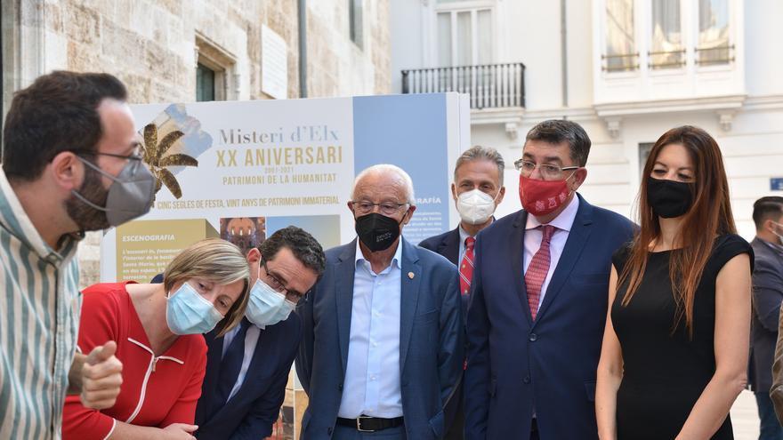 València engrandece El Misteri d'Elx