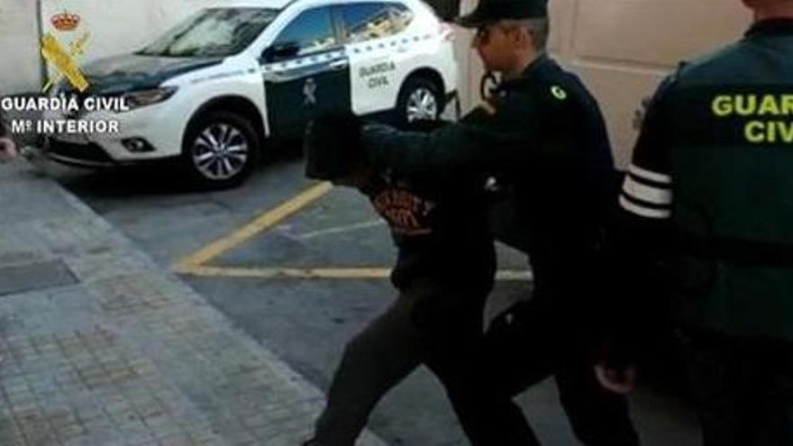 Los cuatro detenidos en Callosa por violación lo grabaron en vídeo