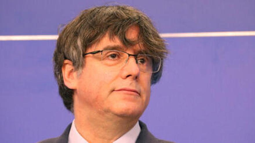 La justícia europea retorna provisionalment la immunitat a Puigdemont