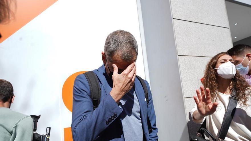 Cs se abre a la rebaja del listón electoral tras la huida de Toni Cantó