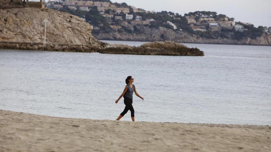 Das Wetter auf Mallorca ist immerhin noch besser als in Deutschland