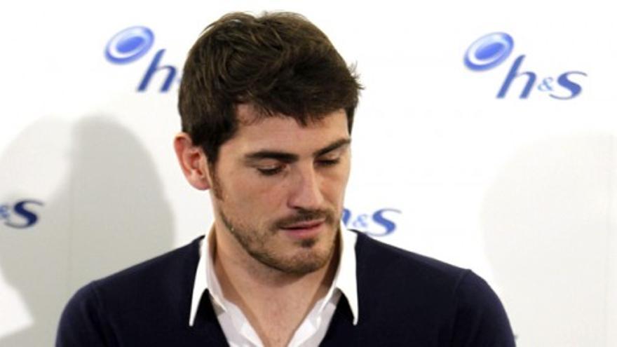 """Casillas: """"No viene mal un toque de atención"""""""