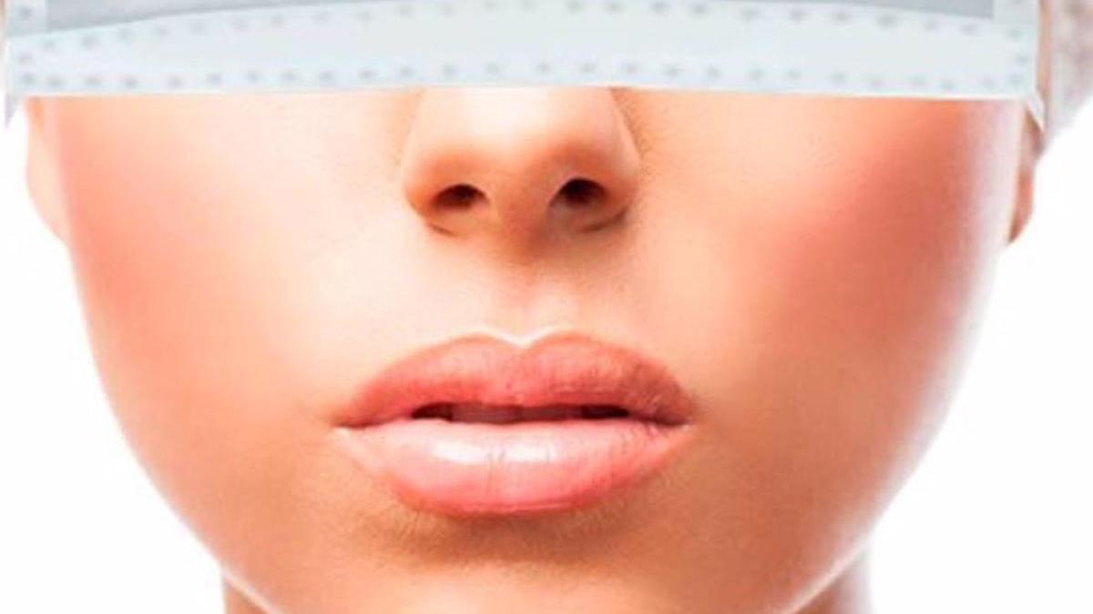 ¿Labios hidratados pese al uso de la mascarilla? Te damos la clave.