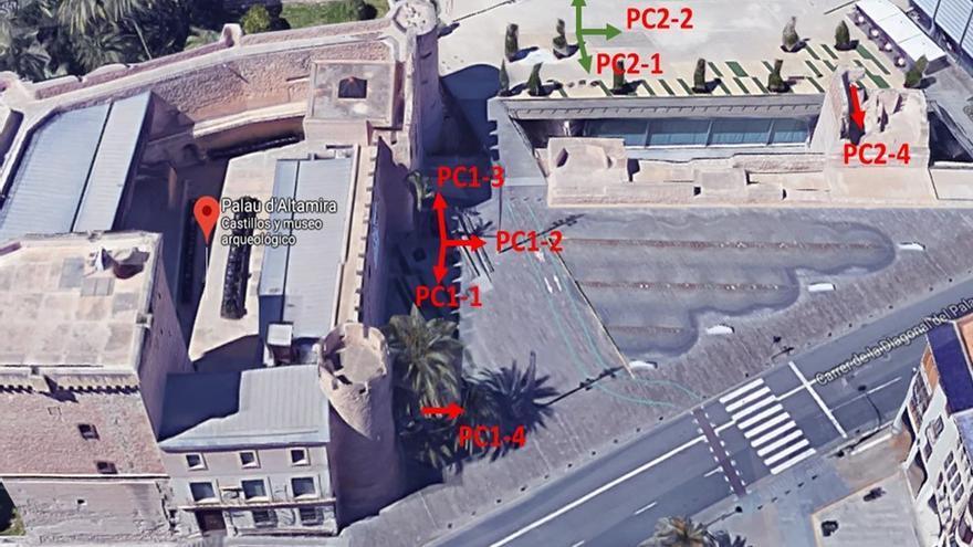 La Universidad de Alicante elabora una metodología para evaluar daños provocados por mascletás en construcciones
