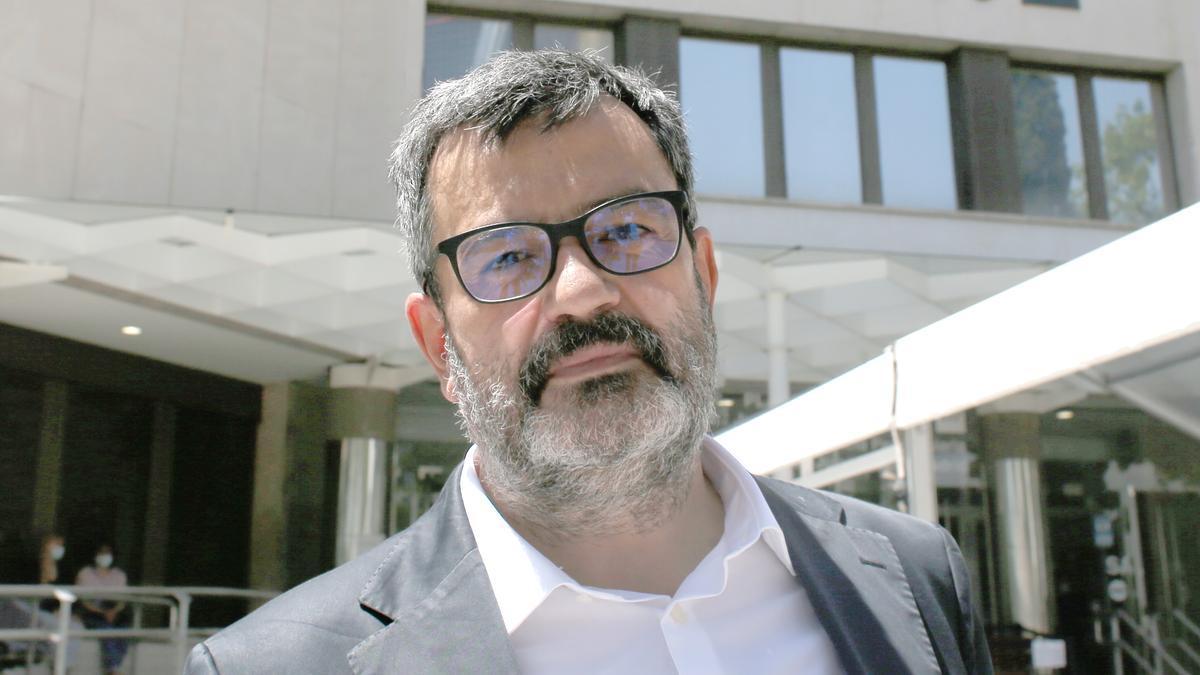 El exgerente de Podemos Pablo Manuel Fernández Alarcón.
