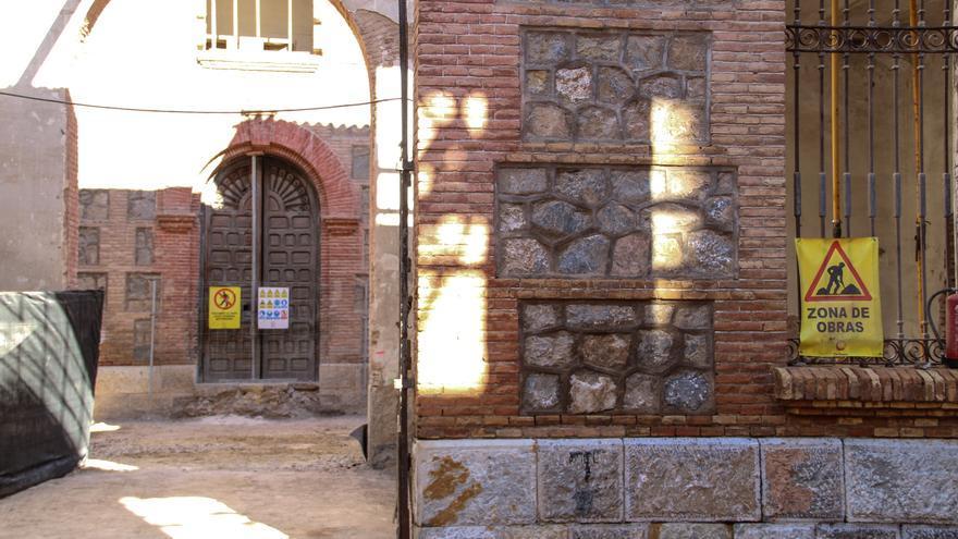 La Cárcel Vieja se integra en la trama urbana de la ciudad