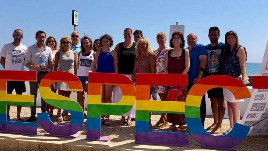 Almassora hace visible el colectivo LGTBI