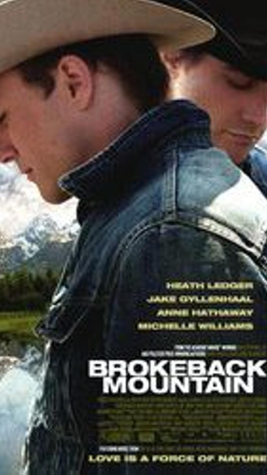 Brokeback mountain (En terreno vedado)