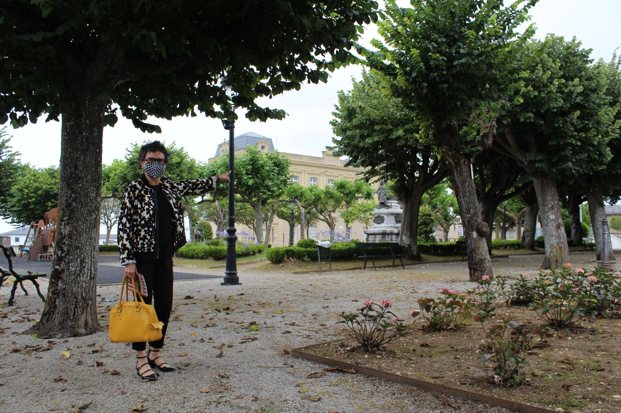 Castropol, un pueblo con el guapo subido, a la vera del Eo