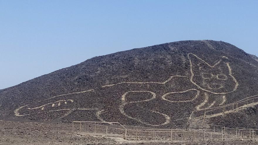 Un vigués dice haber resuelto el misterio de Nazca