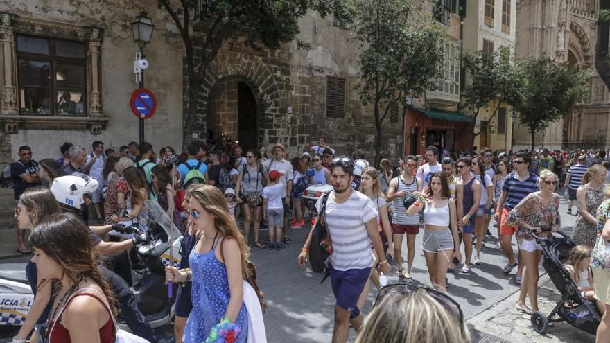 Consulta la previsión del tiempo en Mallorca durante la Semana Santa