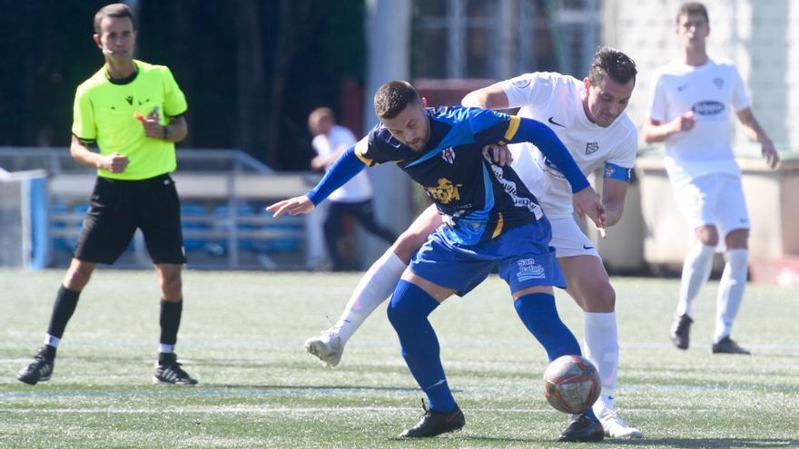 El Silva empata 0-0 ante el Arzúa