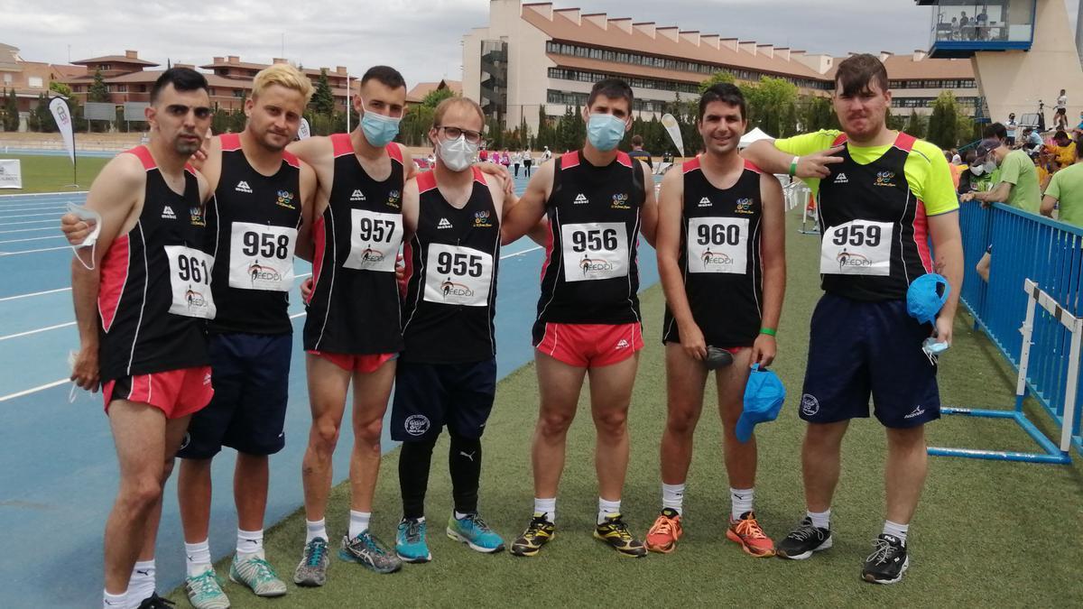 El Primi Sport logra siete medallas en el Nacional Feddi