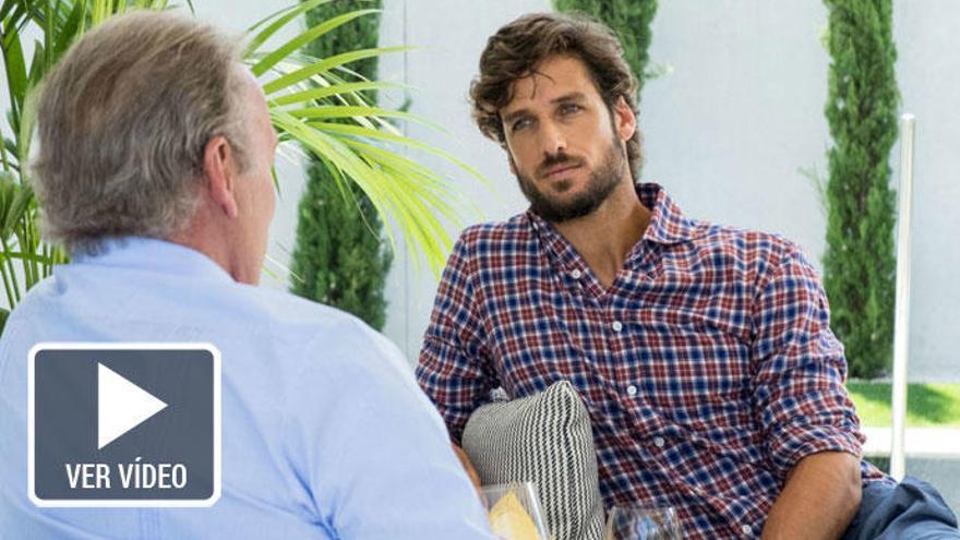 """Feliciano López: """"Dejar a Alba Carrillo fue un palo"""""""
