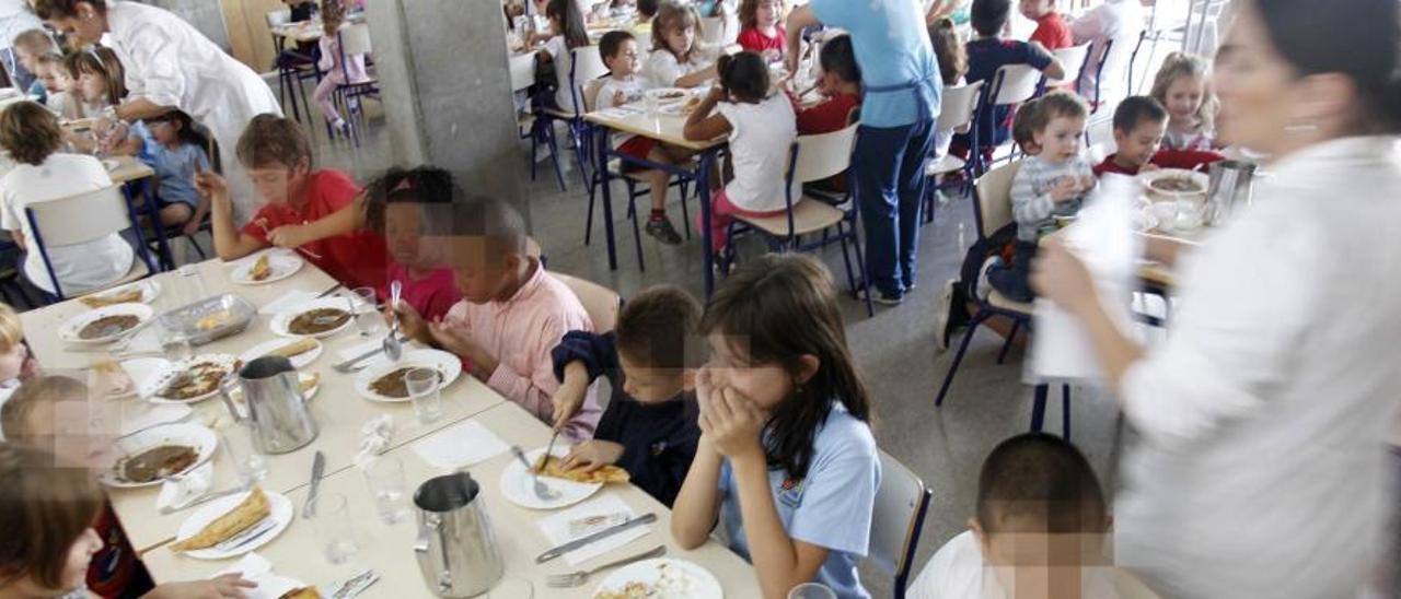El 85 % de escolares con comedor gratuito quedan fuera de las ayudas para el verano