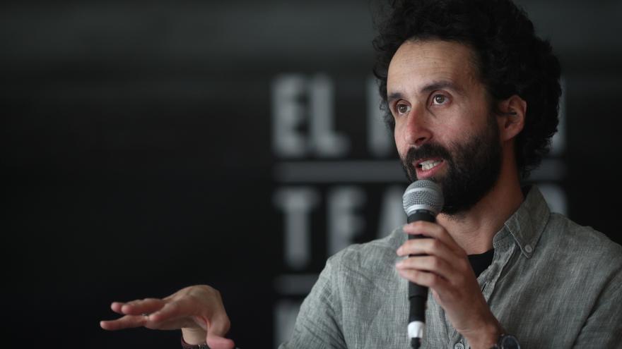 Pablo Remón, Premio Nacional de Literatura Dramática por 'Doña Rosita anotada'