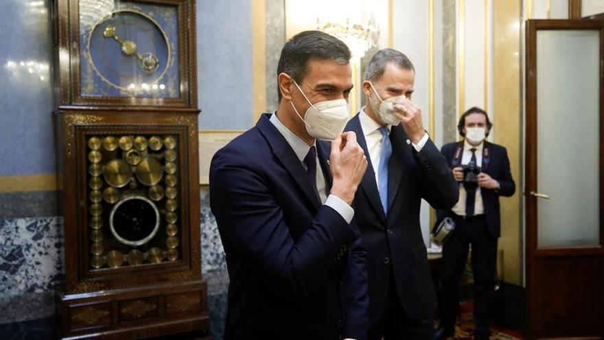 Pedro Sánchez y Felipe VI visitan hoy la planta de Seat en Martorell