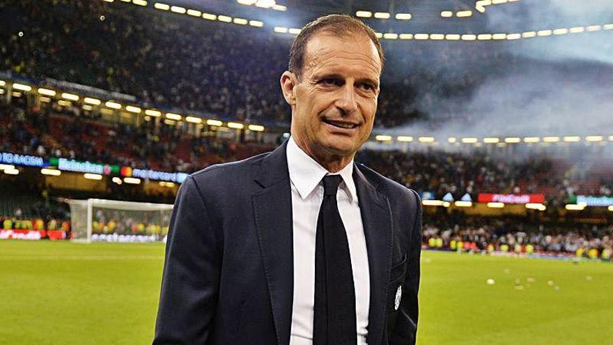 La Juventus ya tiene nuevo entrenador
