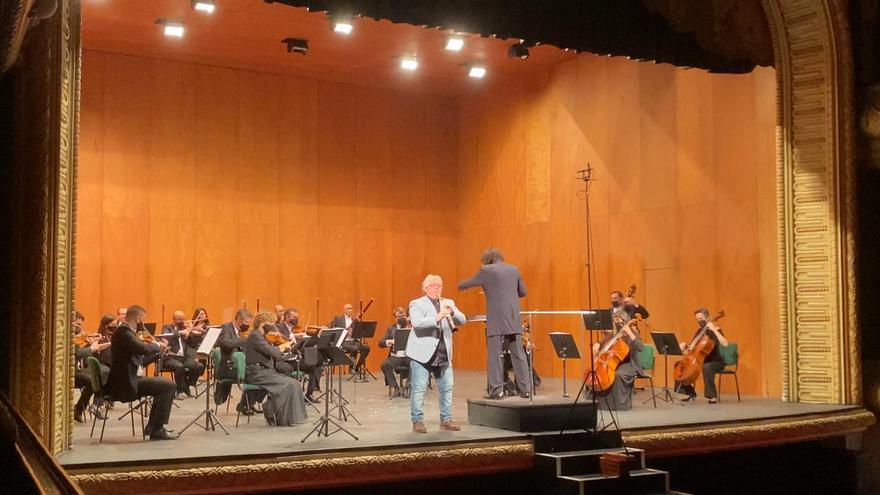 Clásicos vieneses con César Martín, Mihnea Ignat y la Sinfónica de Elche
