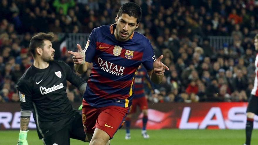 L'Athletic posa a prova al Barça en el partit més coper
