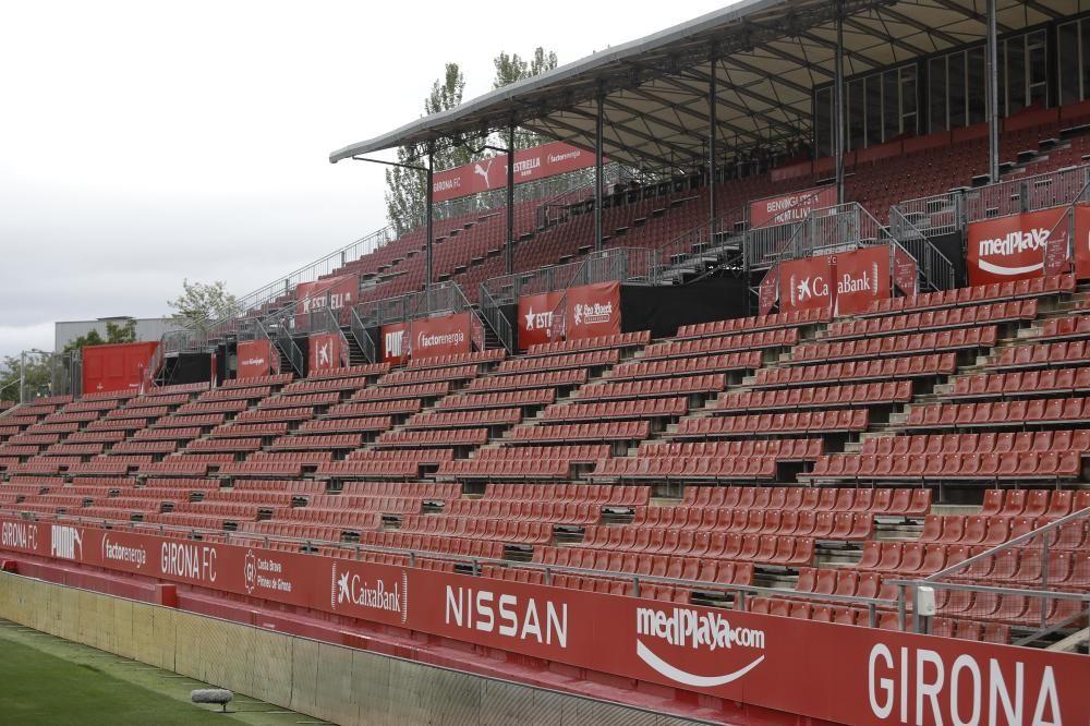 EN IMATGES   Girona - Tenerife