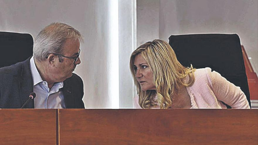 El PSOE de Ibiza estalla por los gastos injustificados de la exvicepresidenta del Consell
