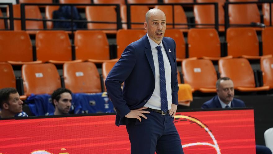 Listón alto para Joan Peñarroya en el Valencia Basket
