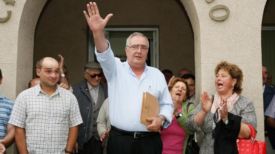 Muere Manuel González Capón tres días después de renunciar a la alcaldía de Baralla