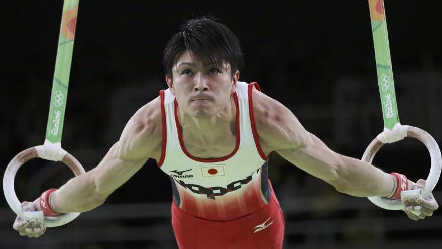Olimpiadas gimnasia Río 2016: Uchimura reedita su oro en el concurso individual de gimnasia