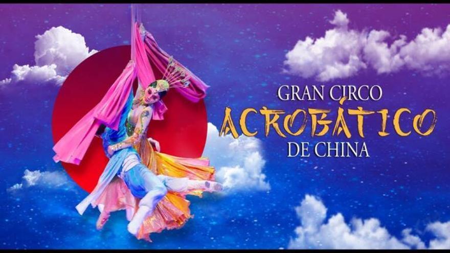 El gran circo acrobático de China