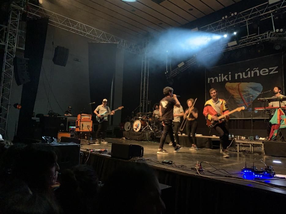 Miki Núñez fa ballar 2500 persones en l'actuació més esperada del Carnaval