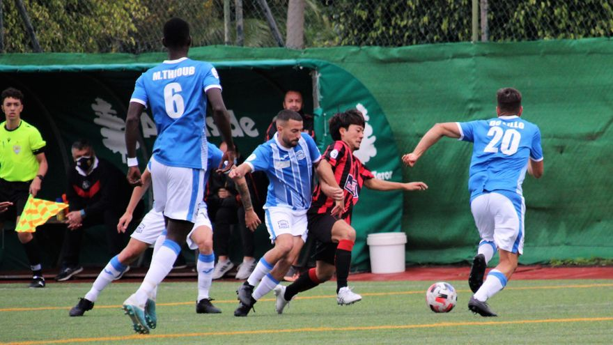 Tercera División: Unión Viera - Unión Puerto