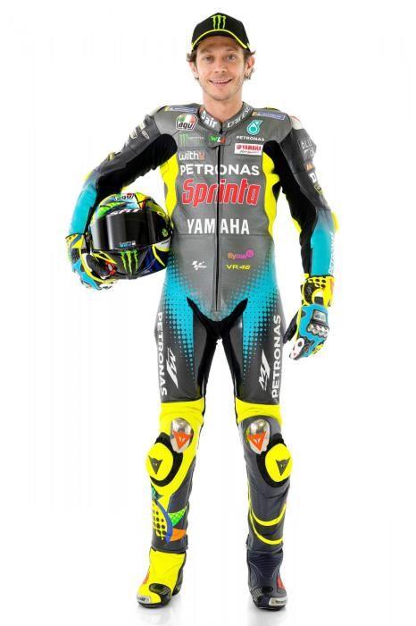 Presentación Valentino Rossi Petronas Yamaha SRT