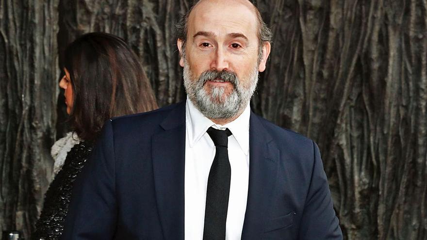 Javier Cámara protagoniza «Rapa», la nueva serie de los autores de «Hierro»