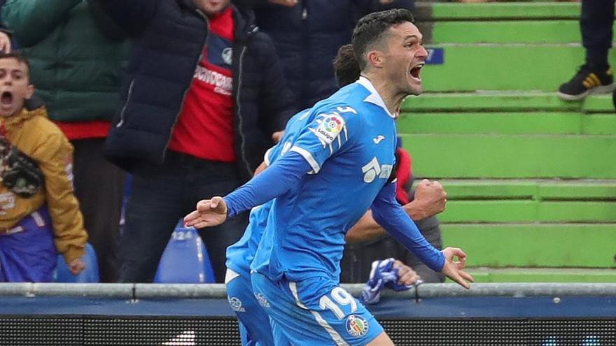 Jorge Molina llega al Granada tras rescindir con el Getafe