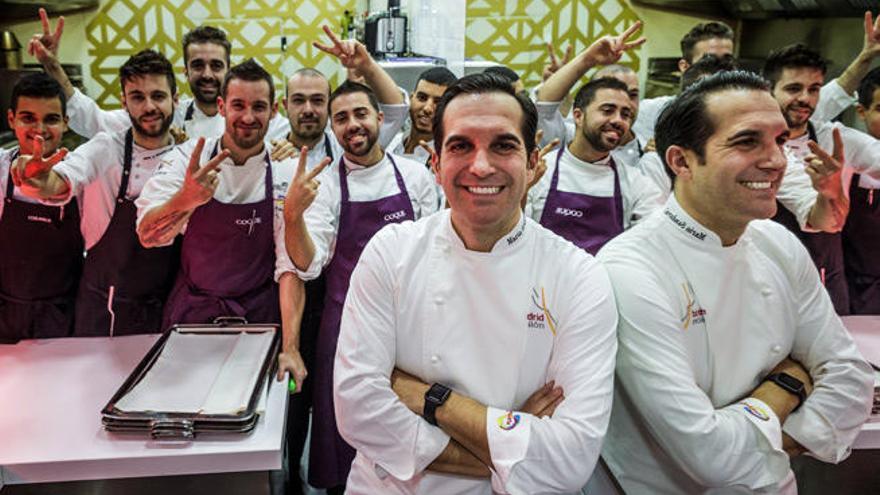 España tendrá un nuevo restaurante con tres estrellas Michelin