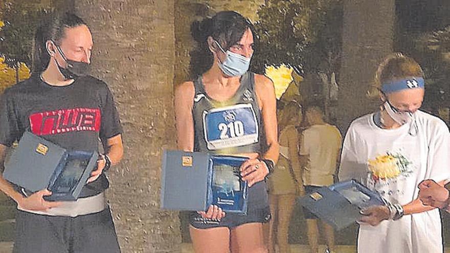Sebastiana Llabrés y Francesc Gornals imponen sus galones en Alcúdia