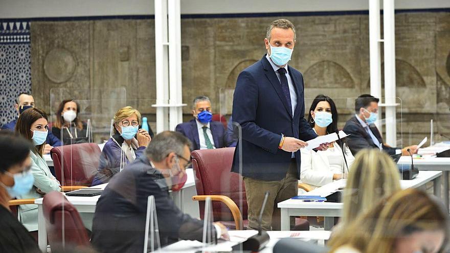 El PP propone crear un fondo para que los ayuntamientos cubran los gastos de la pandemia